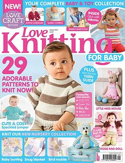 Ravelry: Love Knitting for Baby, August 2014 - patterns