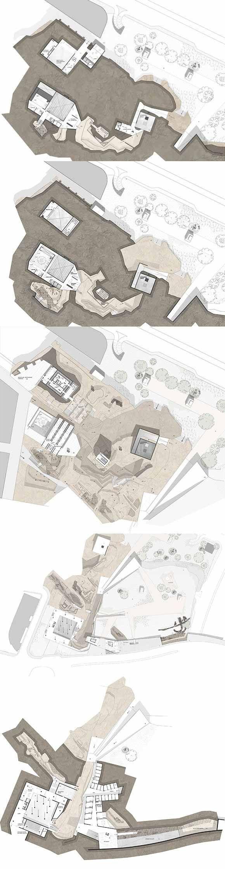 watercolors site plans