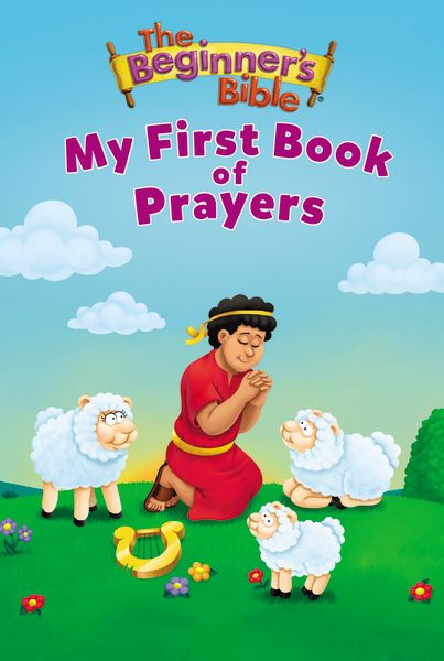 New release alert!! One week ago, The Beginner's Bible My First Book of Prayers was released. Check it out!