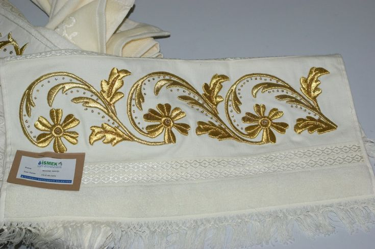 golden embroidrey turkish