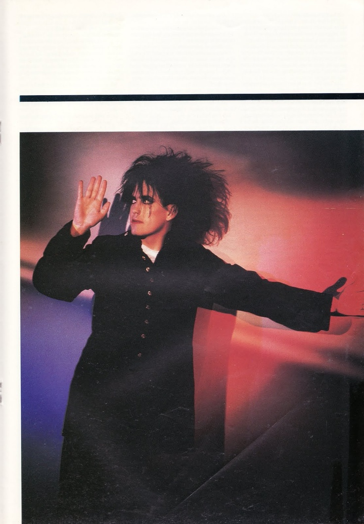 Cactus Mouth Informer: Zig Zag Mar 1985 - Danielle Dax & The Cure