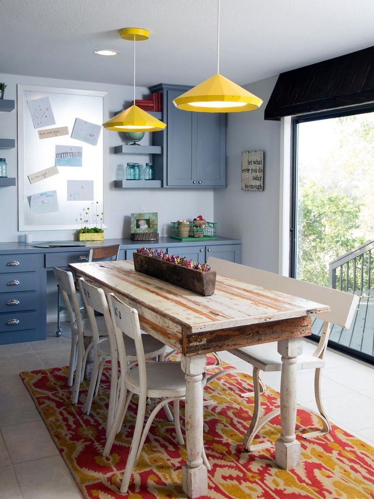 Fixer Upper: Retro '70s Redo with a Dash of Fresh Herbs | HGTV's Fixer Upper With Chip and Joanna Gaines | HGTV