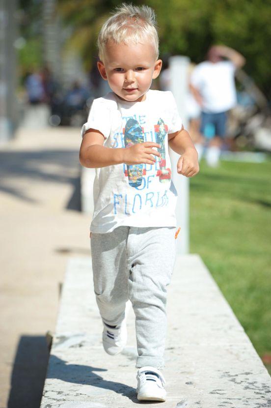 Модная мама, стиль молодой мамы, мода мам, стильная мама, модные дети, дети в Майами, Идеалистка