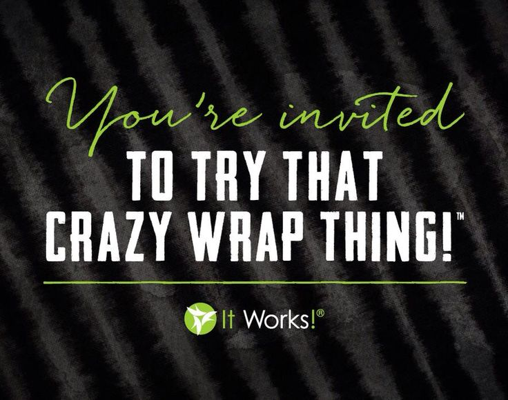 11 best invites for itworks images on Pinterest Parties Host a