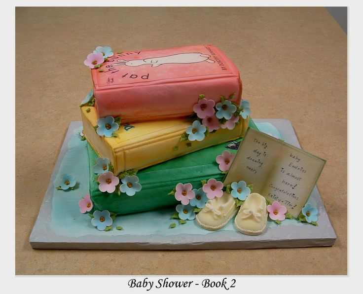 Cakes About Books
