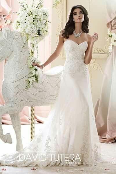 Best David Tutera Mia Grace Bridal Images On Pinterest