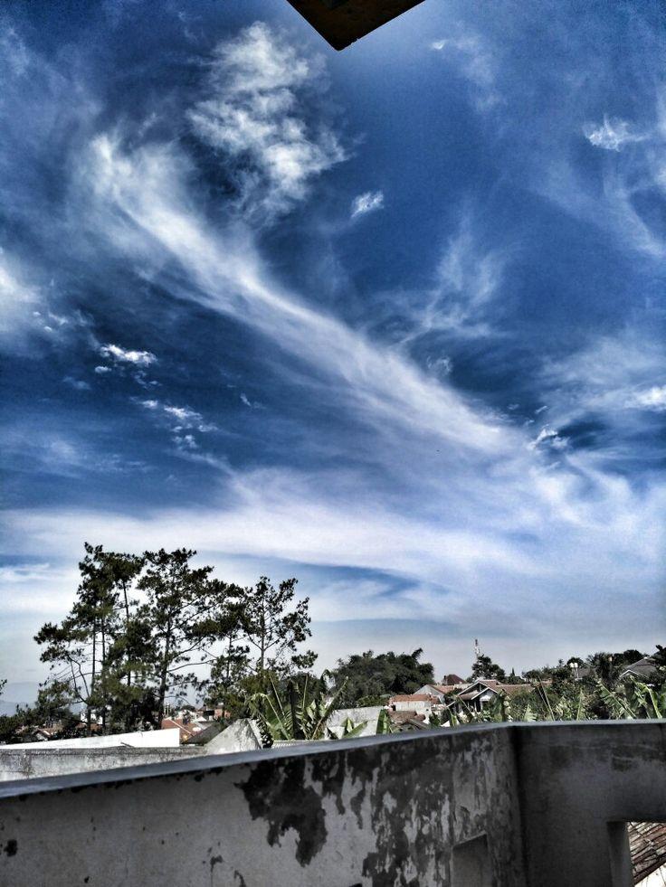 #sky #stormy