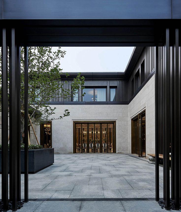 w design hk / cofco ruifu residence, beijing