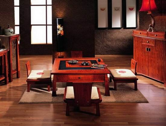Oriental Chinese Interior Design Asian Inspired Dinning Room Home Decor Interactchina Furnishings