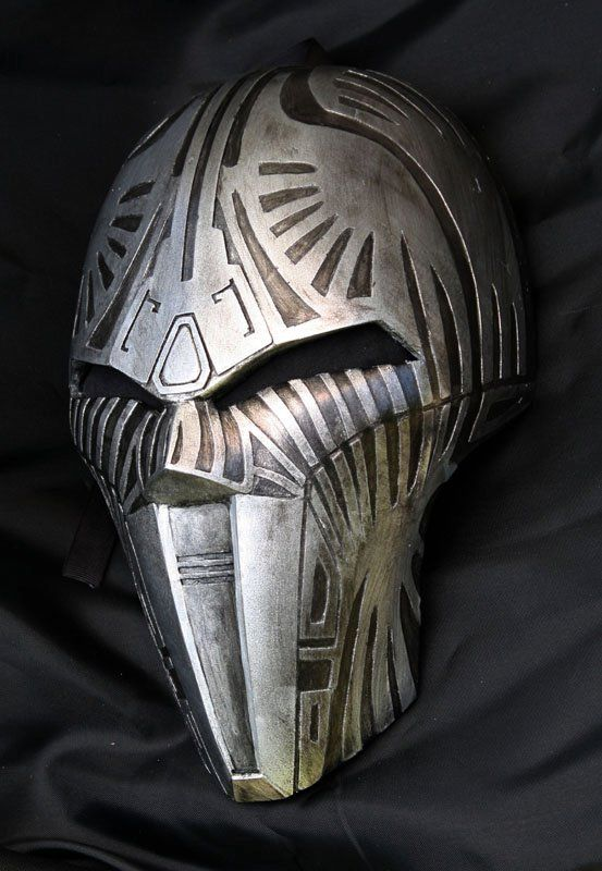 Sith Acolyte from Star Wars: The Old Republic on my wicked armor.