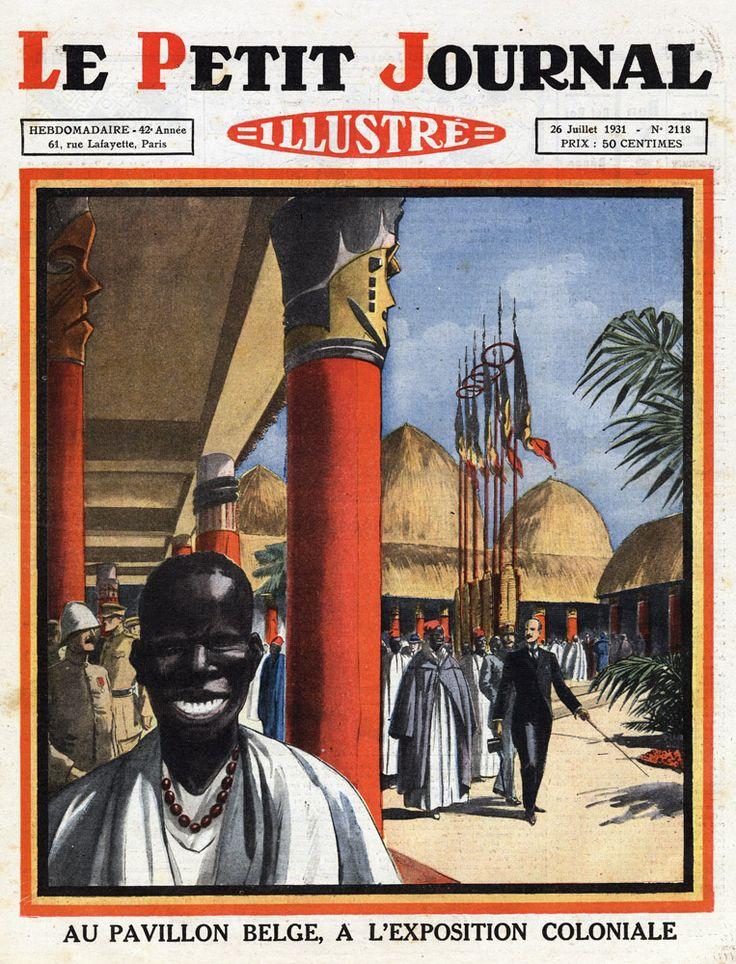 1931 Paris, L'Exposition Coloniale Internationale ...
