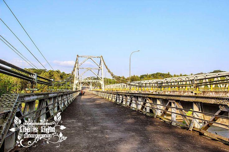 JustFun,Play,andKidd: Jembatan Bantar Kulonprogo Terpaut Mesra