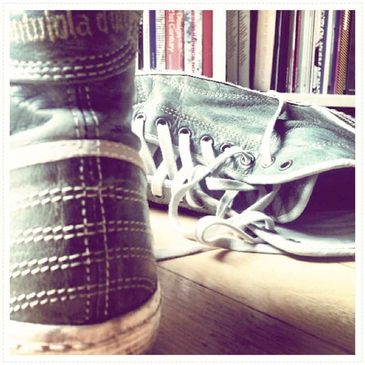 FEIN(e)S für die Füße: http://www.pantofoladoro.com/