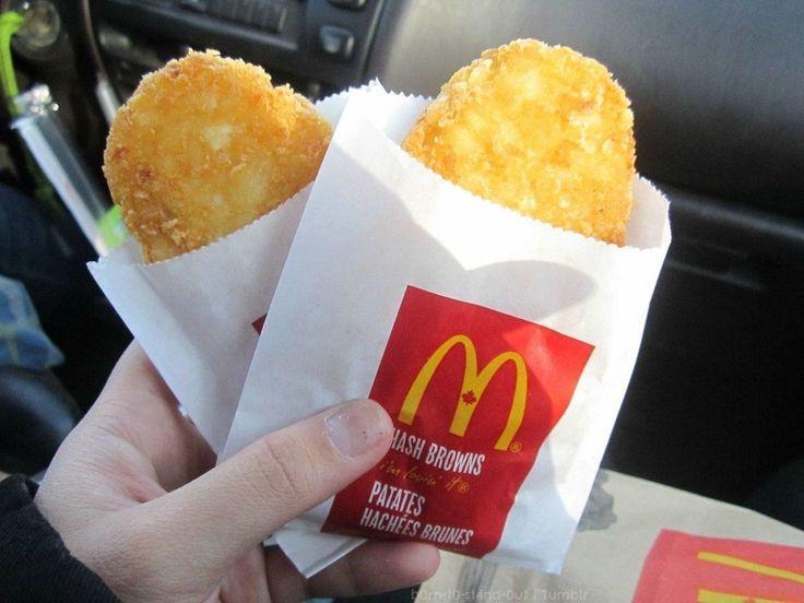 Еда из мака в машине