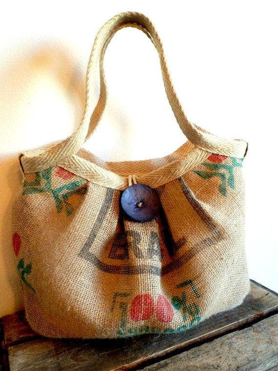 burlap bag craft ideas 1000 images about burlap coffee bag projects on 3481