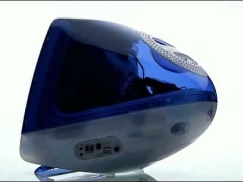 "Apple iMac G3 ""Indigo"" original TV Ad - YouTube"
