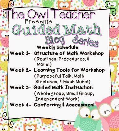 Guided Math Blog Series!