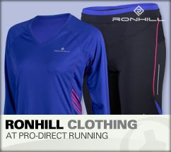 Ronhill Womens Running Clothes
