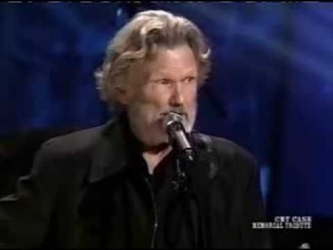 SONG OF THE DAY...'Sunday Morning Coming Down' ~ By Kris Kristofferson. Make the most of your day, as though it was your last.
