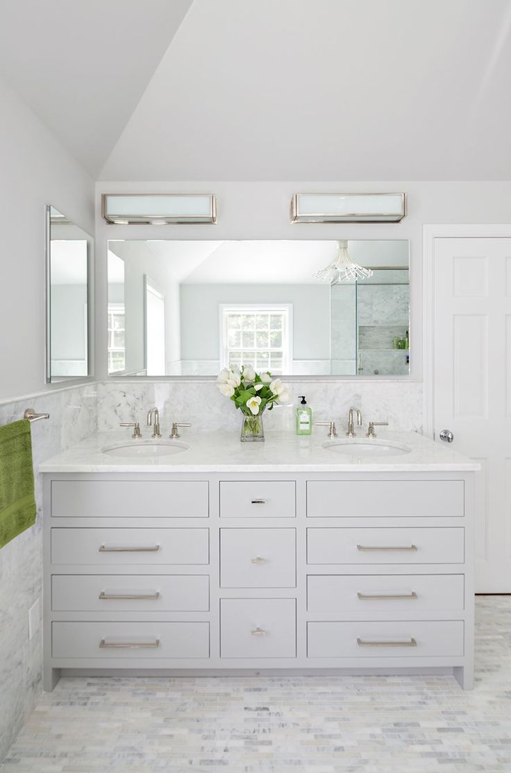 Contemporary Bathroom on a Budget  Images by Clean Design Partners Wayfair 177 best Small Style images Pinterest Apartment