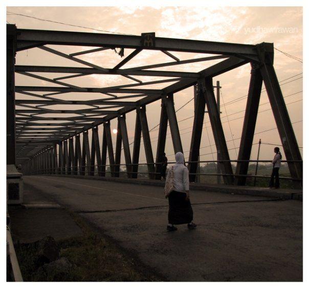 Jembatan Tanggul Angin, Kudus