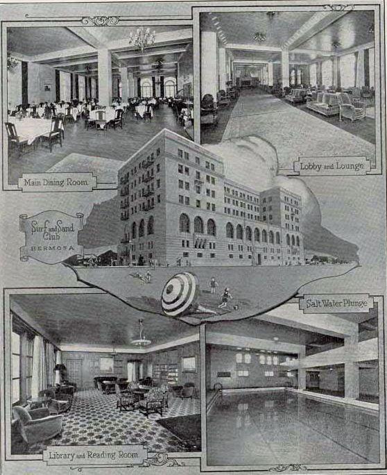 Beach House Hotel Hermosa Beach: 344 Best HERMOSA BEACH CALIFORNIA : A OLD ADS/PHOTO