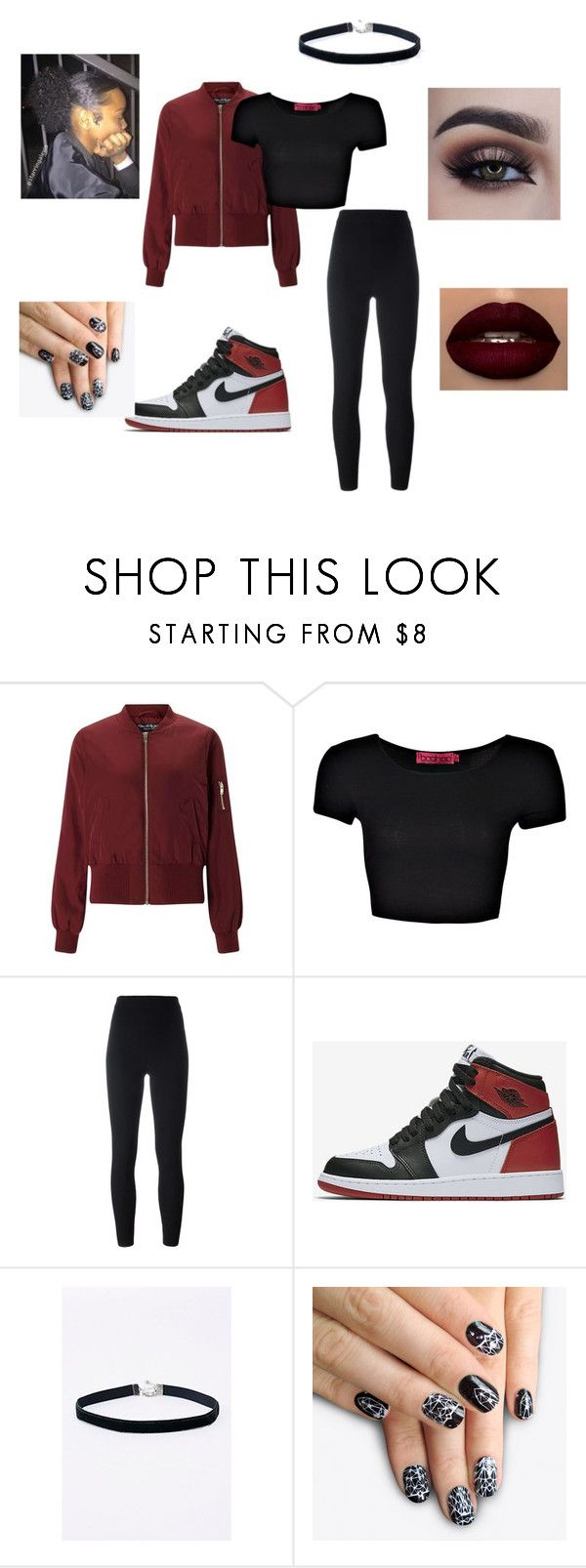 """College party tings"" by untoldseecrets ❤ liked on Polyvore featuring Miss Selfridge, Boohoo, adidas Originals, NIKE and alfa.K"