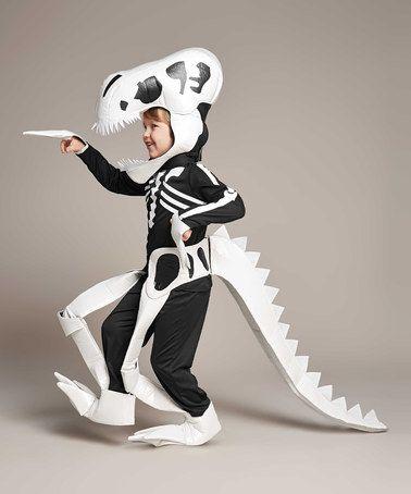 Another great find on #zulily! Dinosaur Skeleton Dress-Up Set - Kids #zulilyfinds