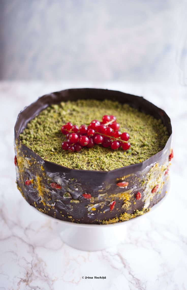 Raw vegan - tort de ciocolata Sportychoco