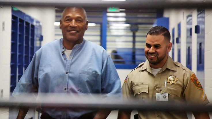 "OJ Simpson to be freed from Nevada prison https://tmbw.news/oj-simpson-to-be-freed-from-nevada-prison  Media playback is unsupported on your deviceFormer US football star and actor OJ Simpson has been granted parole after nine years in a Nevada prison.""Thank you!"" said the 70-year-old, bowing his head as the board approved him for release.Simpson, who was acquitted for a double murder in 1995, has been serving time for armed robbery, assault with a deadly weapon and 10 other charges.He is…"