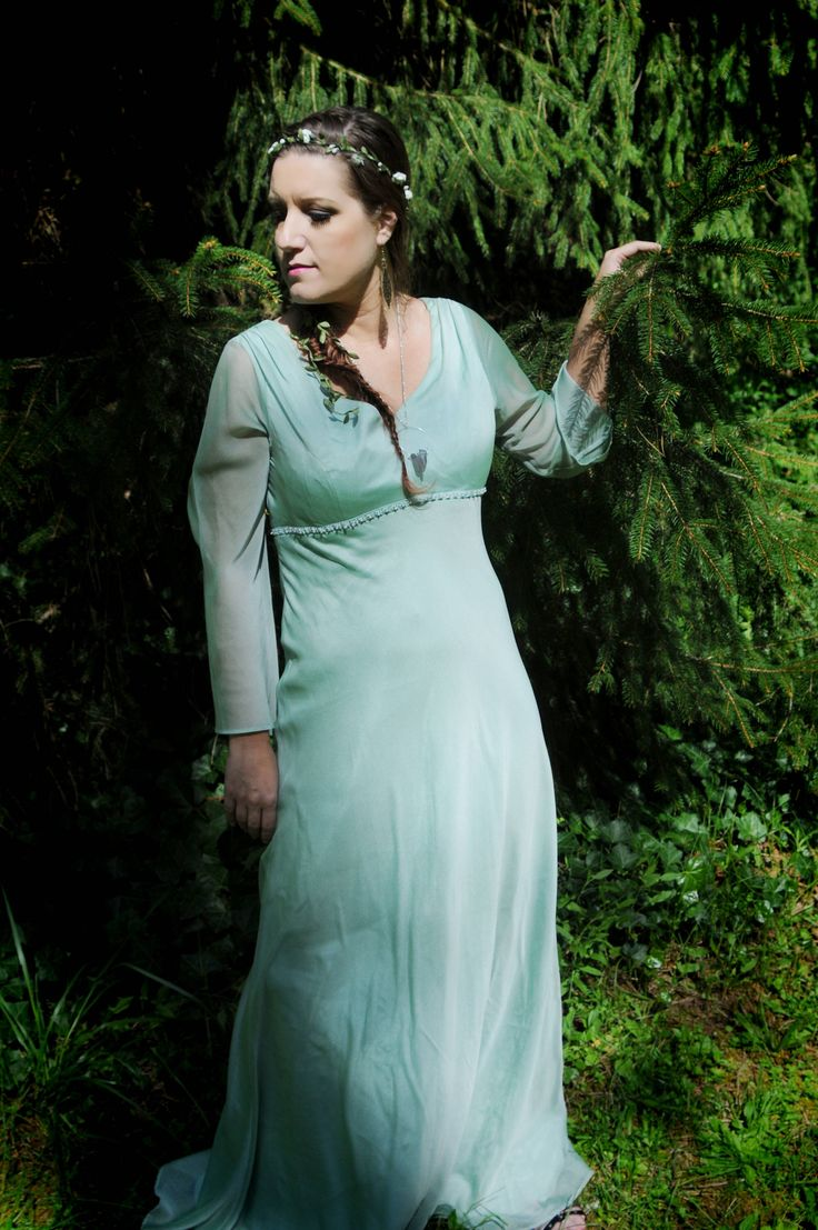 The dress goddess - A Personal Favorite From My Etsy Shop Https Www Etsy Com Goddess Prom Dressgreen