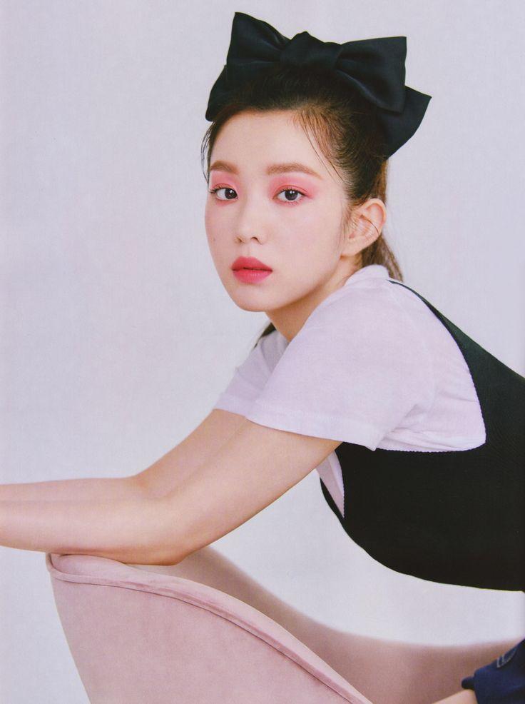 RED VELVET - Irene 아이린 (Bae JuHyun 배주현) for Chanel X Marie