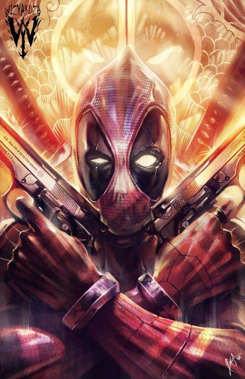 Deadpool •Ceasar Ian Muyuela