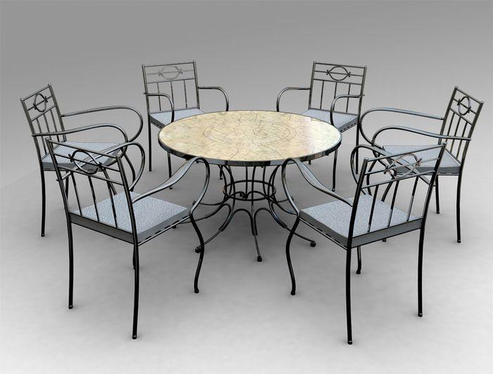 Изящные садовые стулья из металла - http://mebelnews.com/mebel-dlya-dachi/izyashhnye-sadovye-stulya-iz-metalla.html