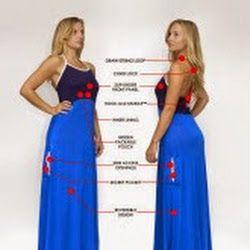The Undress: a very impressive dress!