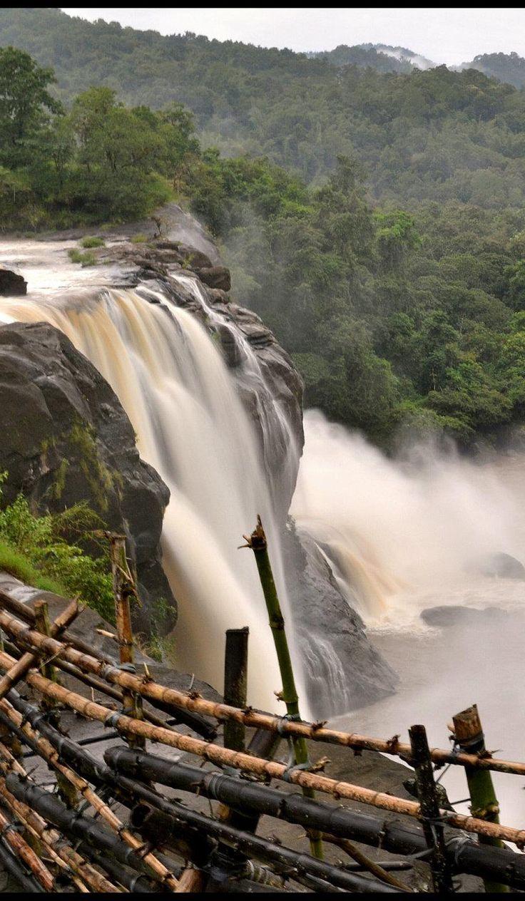 Athirapilly Waterfalls , Kerala