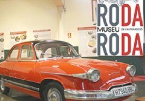 Roda, roda, el museu de l'automoció de Lleida. #sortirambnens