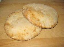 Bosnian Pita Bread - Lepina - Somun