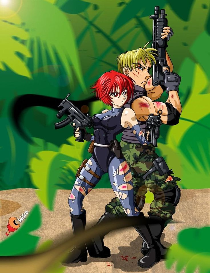 Dino Crisis Contest Final by Chisco on DeviantArt