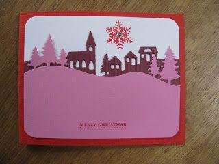 Marianne Design: Card Idea, Marianne Design, Modern Colour, Christmas Card, Colour Themed, Card Christmas
