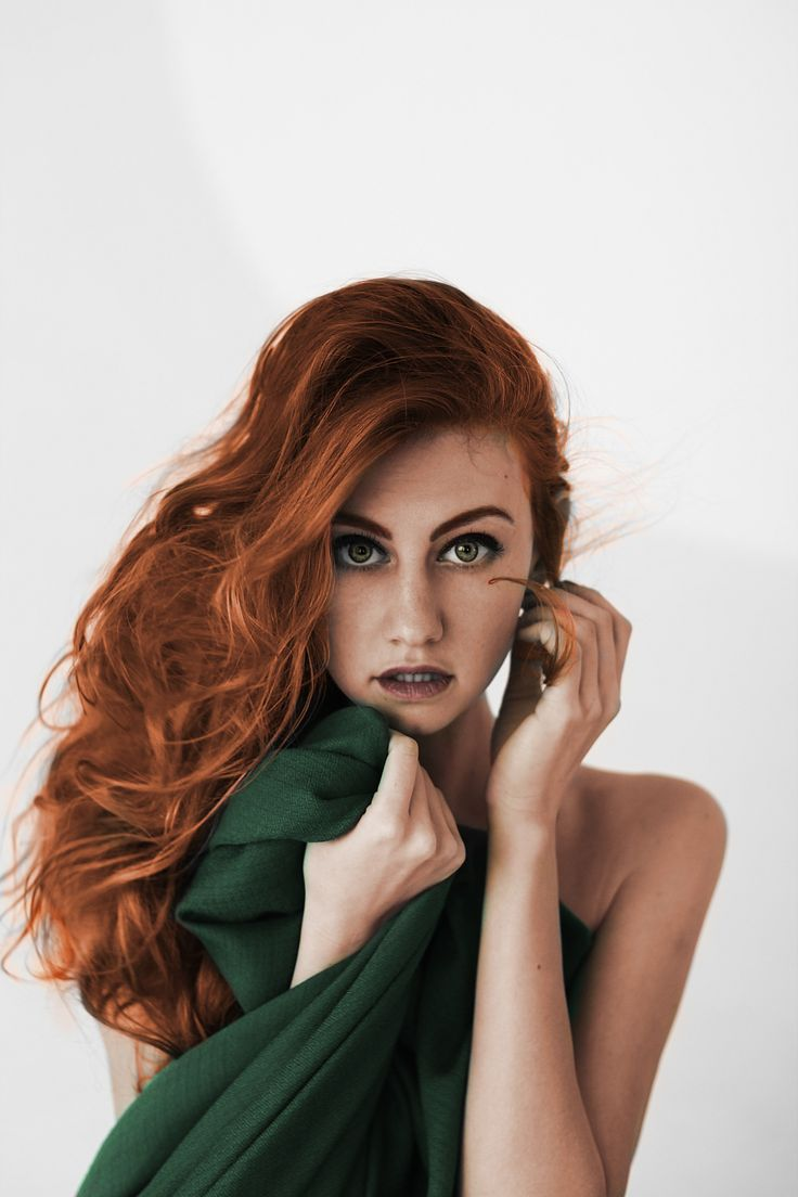 UMBIRD. Captivating, Redhead Godess.