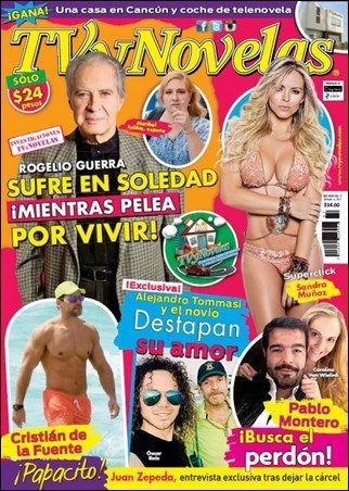 TV y Novelas México – 14 Septiembre 2015