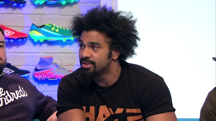 David Haye laughs off fears he is not ready to face Anthony...: David Haye laughs off fears he is not ready to face Anthony… #DavidHaye