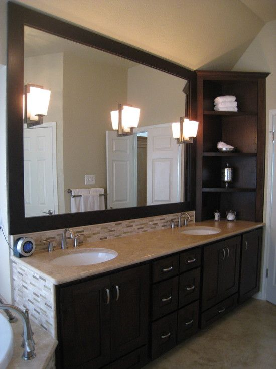 Solid surface bathroom countertops design pictures for Bathroom countertops