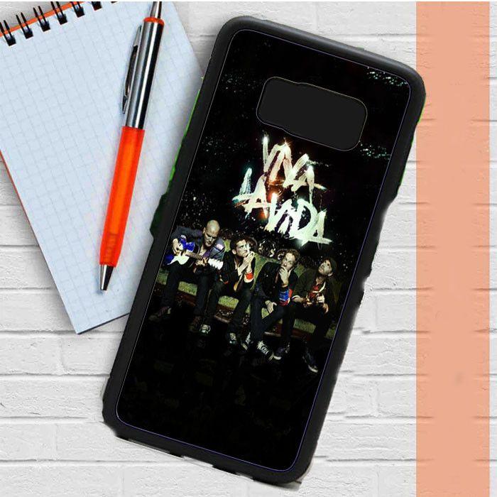 Fonds Decran Coldplay Viva Lavida.Jpeg Samsung Galaxy S8 Case Dewantary
