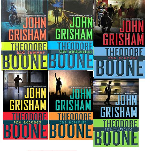 Theodore Boone 존 그리샴의 소년 변호사 시리즈 6books (John Grisham)