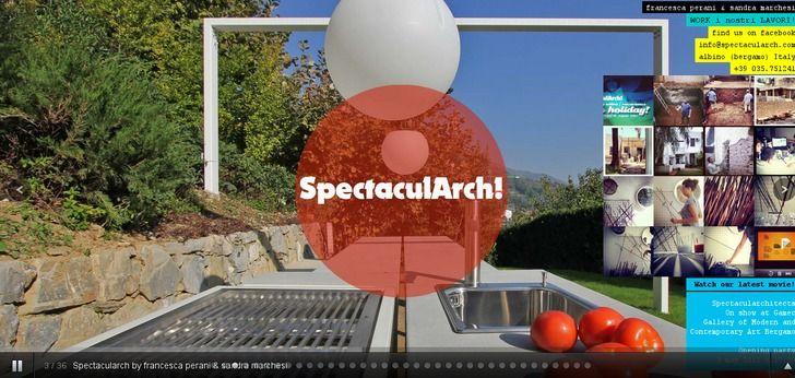SPECTACULARCH website #spectacularch #francescaperani #sandramarchesi