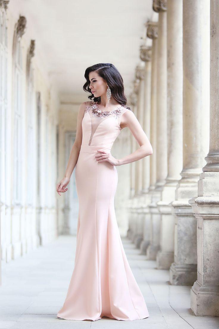 Rochie LaDonna Sirene Princess Cream - https://tidy.ro/produs/rochie-ladonna-sirene-princess-cream/