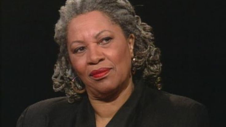 """""""If you can only be tall because somebody is on their knees, then you have a serious problem."""" - Toni Morrison on Charlie Rose"""