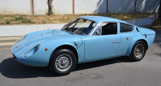1963 Abarth Simca - Long Nose 1300 GT Coupe